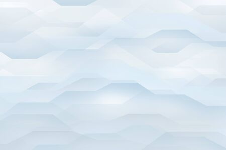 lines abstract: Abstract Blue And White Background With Smooth Lines Stock Photo