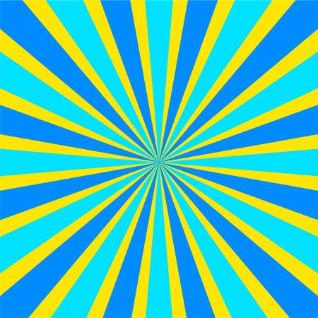 retro comic yellow and blue background raster gradient halftone pop art retro comic style, stock vector eps 10