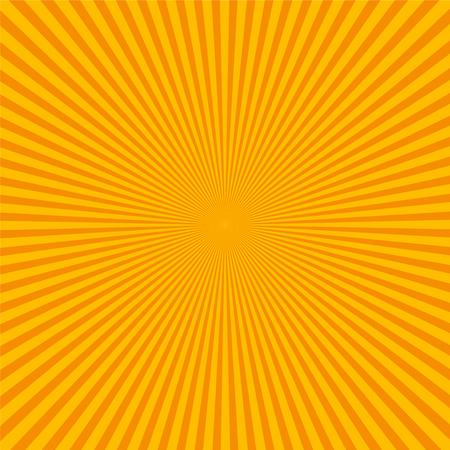 radiant backdrop with ray sunburst vector illustration