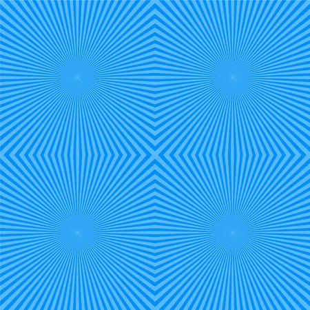 square and radiant backdrop with ray sky vector illustration Ilustração
