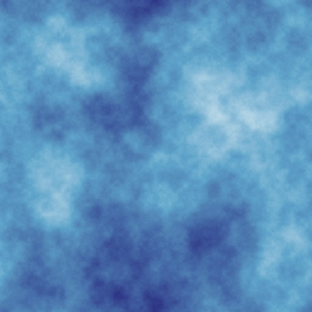 Cloudy sky seamless texture. Computer generated. For graphic design. photo