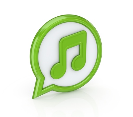 beep: Note icon