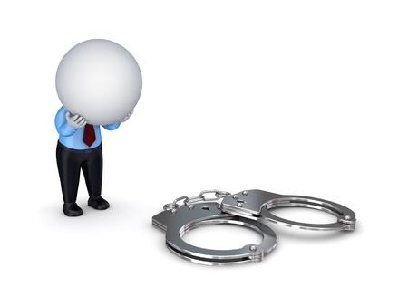 Crime concept Stock Photo - 13968082