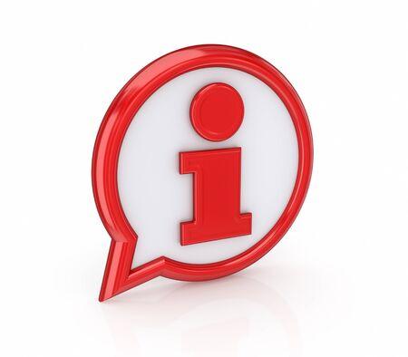 Info icon photo