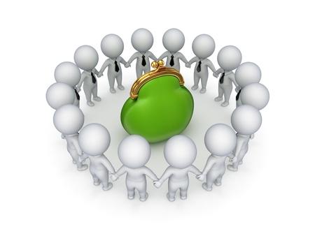 Teamwork concept Stock Photo - 14072716