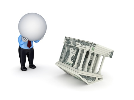 Problems with law concept Stock Photo - 14072820