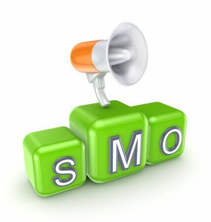 SMO concept  Stock Photo - 15535146