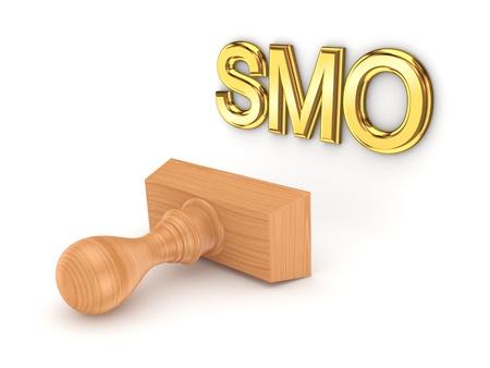 SMO concept  Stock Photo - 15534802