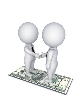 Contract concept Stock Photo - 15477801
