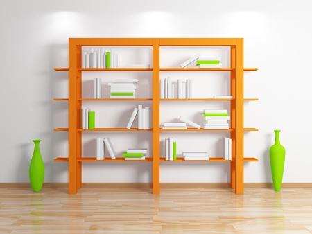 shelve: Modern bookshelf
