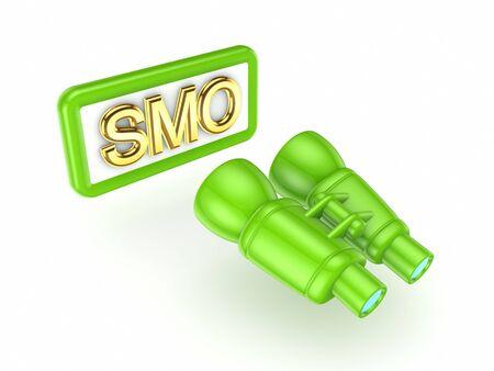 SMO concept  Stock Photo - 15614377