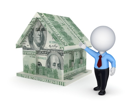 Real estate concept  Stock Photo - 15614549