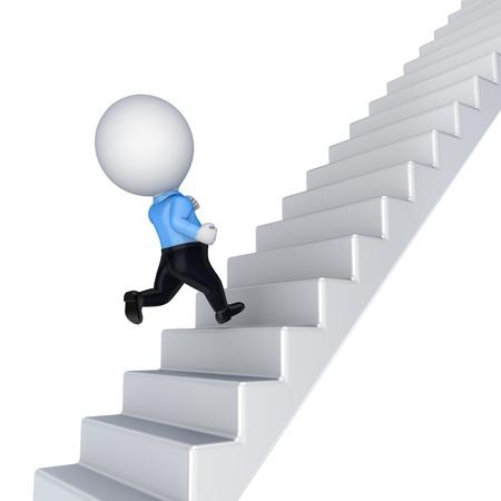 advancement: Success concept