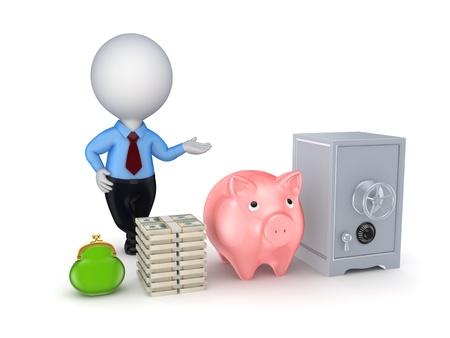 Investment concept Stock Photo - 15623504