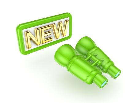 NEW concept  Stock Photo - 15649944