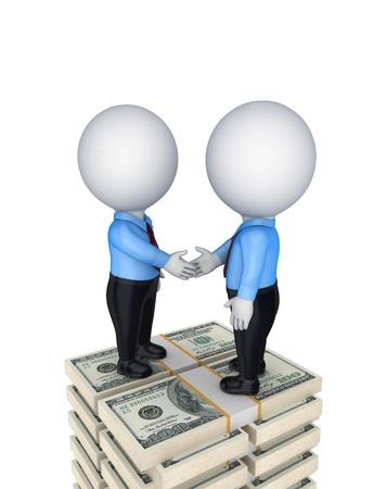 Contract concept Stock Photo - 15668921