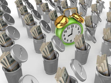 fallacy: Time managment concept