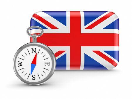 British flag  Stock Photo - 17535226