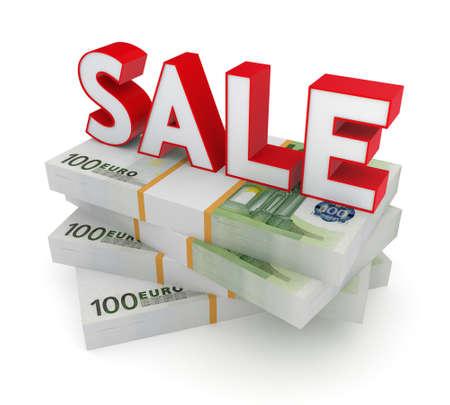 Sale concept Stock Photo - 17535636