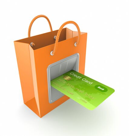 Payments concept  Stock Photo - 17655225