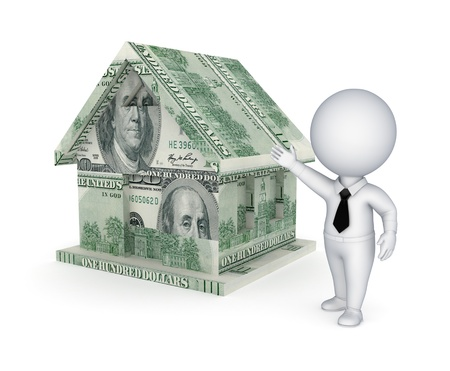 Real estate concept  Stock Photo - 17867247