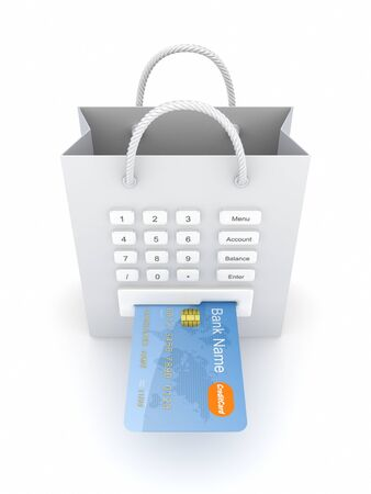Payments concept Stock Photo - 18075198