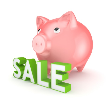 Sale concept  Stock Photo - 18615441