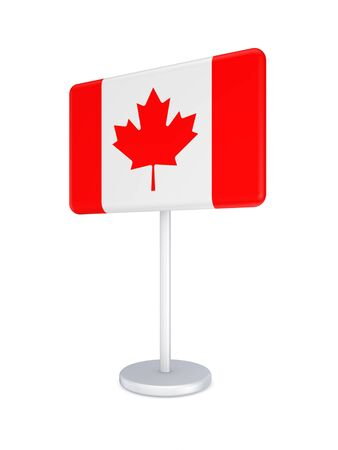 bunner: Bunner with flag of Canada