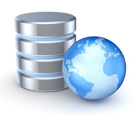 Database concept  photo