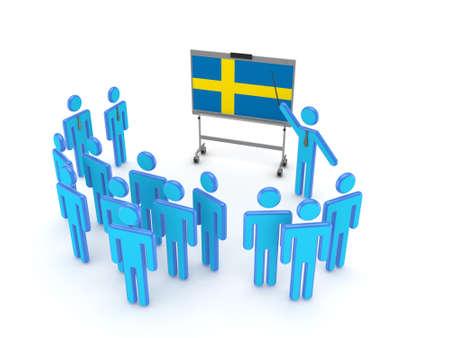 education in sweden: Seminar concept