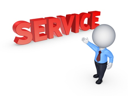 commentary: Word SERVICE