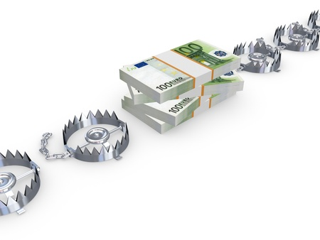 Risk concept  Stock Photo - 20224419