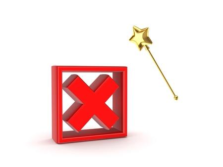 rejecting: Success concept