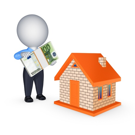 passive earnings: Real estate concept