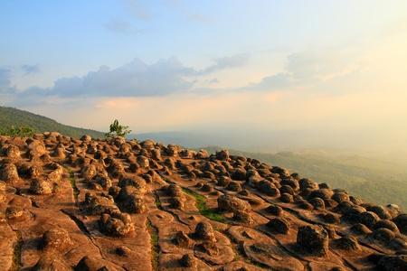 hight: Rock Ground on hight cliff