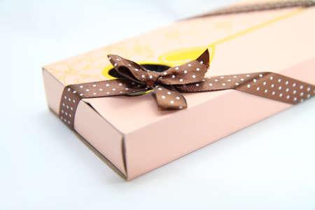 ribbin: Gift box (close up)
