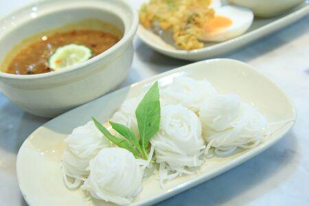 chins: Fermented Rice Flour Noodles