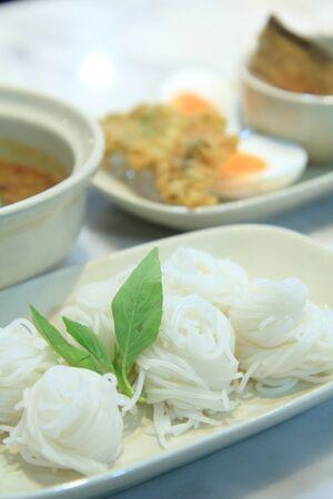 fermented: Fermented Rice Flour Noodles