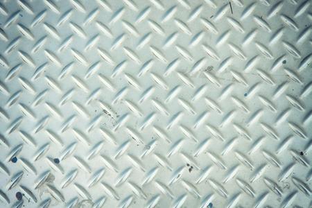 checker plate: checker plate Stock Photo
