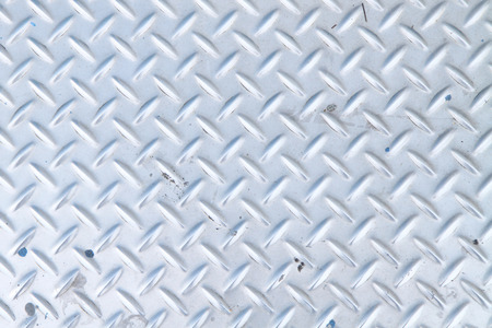 checker: checker plate Stock Photo