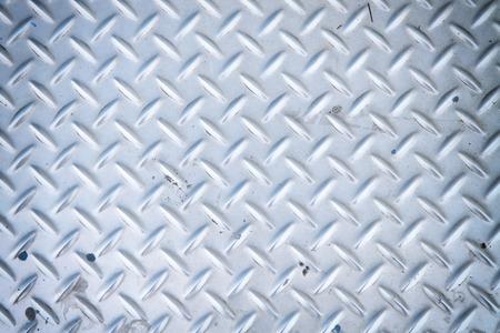 checker plate Archivio Fotografico