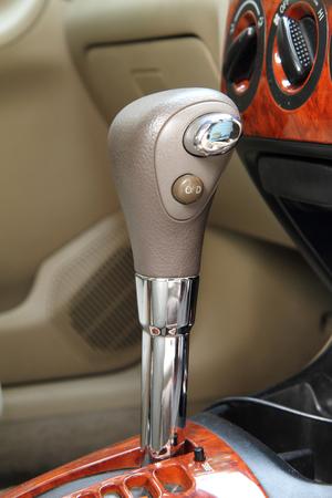 shift: shift leve  gear lever