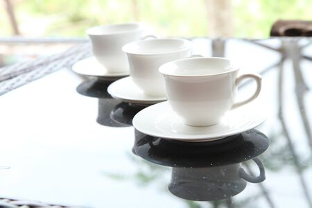 pearl tea: Teacup set