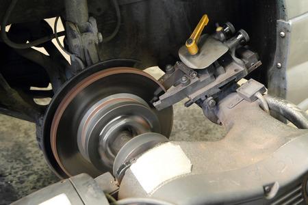 rebuild: rebuild disc brake surface