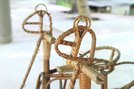 rocking: rattan rocking chair