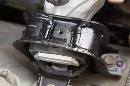 mounting: Rubber mounting of car  replace Rubber mounting