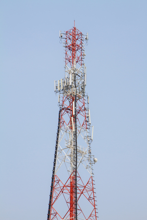 mobile phone pole