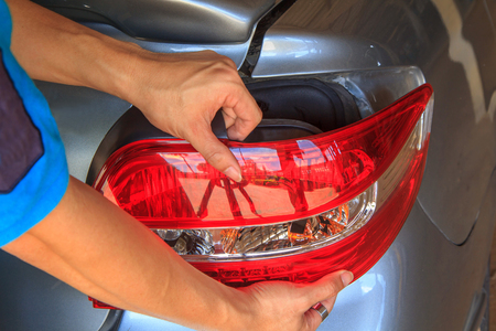 taillight: Remove the Taillight of the car