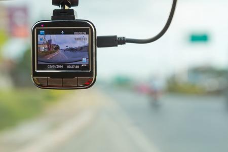 grabadora: Front camera car recorder  Car DVR Vehicle