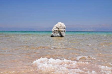 A hugh formation of salt bulders Stock Photo - 16750247
